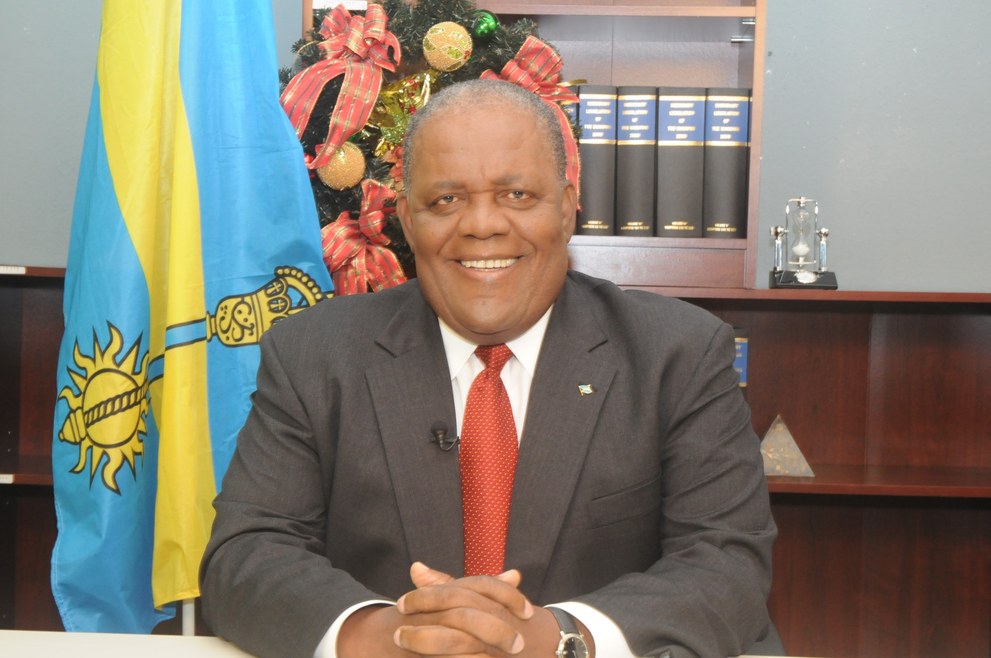Prime Minister on The Bahamas Government's 2011 Anti-Crime Legislation